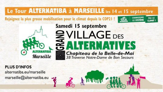 Alternatiba - Village des alternatives 2018