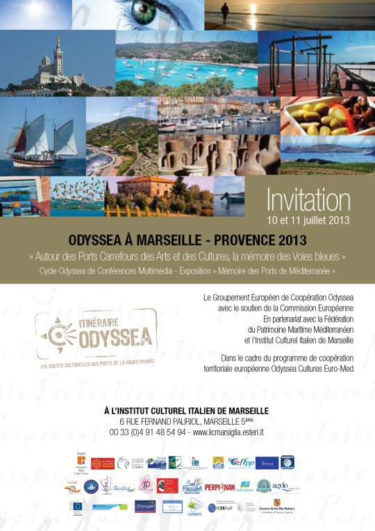 Invitation Odyssea