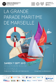 Affiche officielle Parade 7 septembre 2013